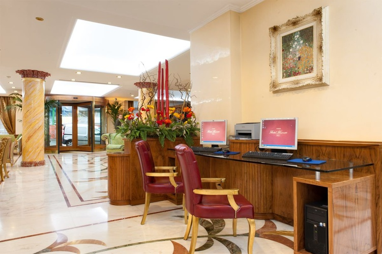Media Centre Hotel Marconi Milano