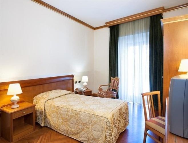 Camera singola Hotel Marconi Milano
